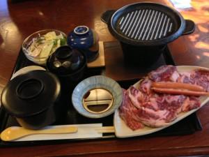 焼き肉セット