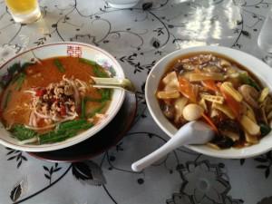 豚骨台湾ラーメン&中華飯