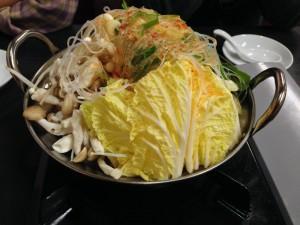 ホルモン火鍋