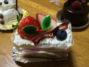 ケーキ1(自分)