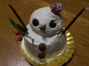 ケーキ3(かみさん)